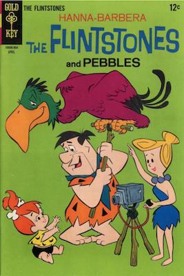 Flintstones #45. Click for values.