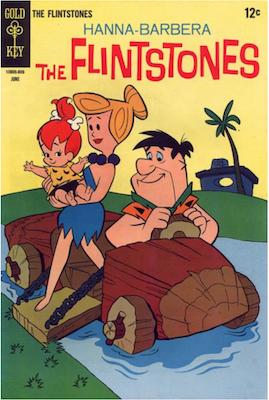 Flintstones #46. Click for values.