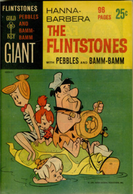The Flintstones With Pebbles and Bamm-Bamm (1965). Click for values