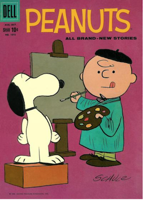 Four Color #1015: Peanuts. Click for values.