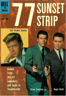Four Color #1066: 77 Sunset Strip (#1). Click for values.