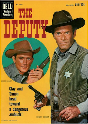 Four Color #1077: The Deputy (#1). Click for values.
