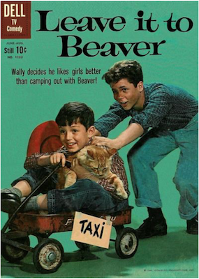 Four Color #1103: Leave it to Beaver. Click for values.