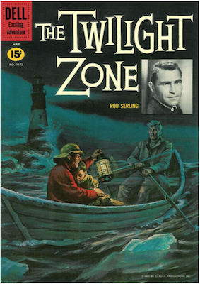 Four Color #1173: The Twilight Zone (#1). Click for values.