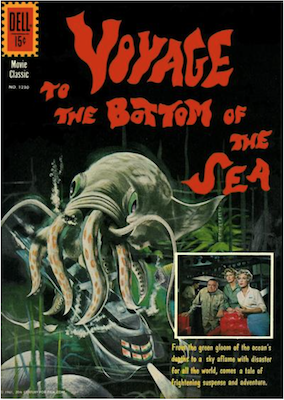 Four Color #1230: Voyage to the Bottom of the Sea. Click for values.