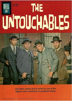 Four Color #1237: The Untouchables (#1). Click for values.