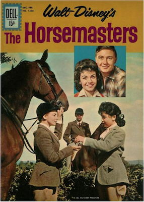 Four Color #1260: The Horsemasters. Click for values.