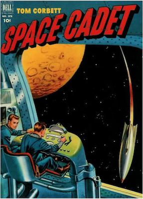 Tom Corbett, Space Cadet (#1): Four Color #378. Dell Comics. Click for values