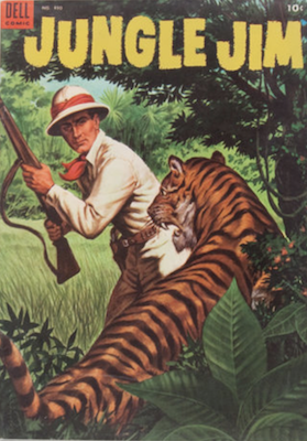 Jungle Jim: Four Color #490. Click for values