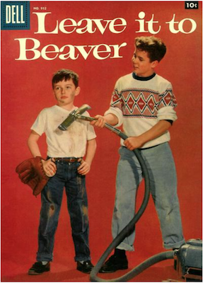 Four Color #912: Leave it to Beaver (#1). Click for values.