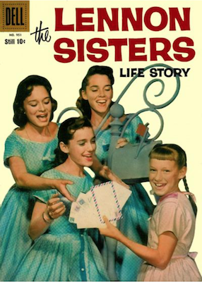 Four Color #951: The Lemon Sisters Life Story. Click for values.