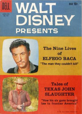 Walt Disney Presents: Four Color #997. Click for values