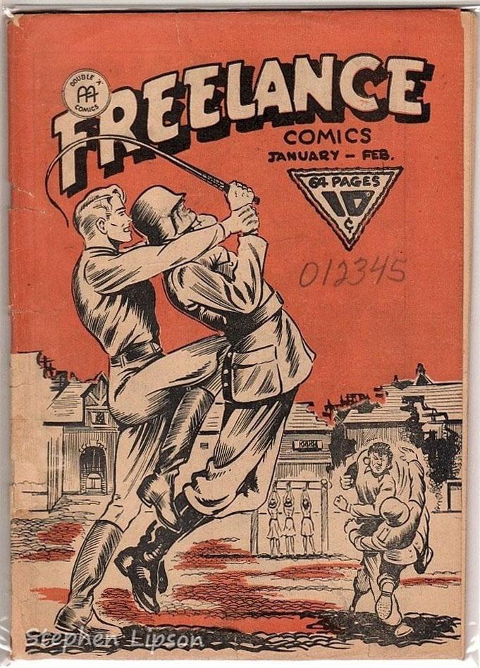 Freelance Comics v1 #12