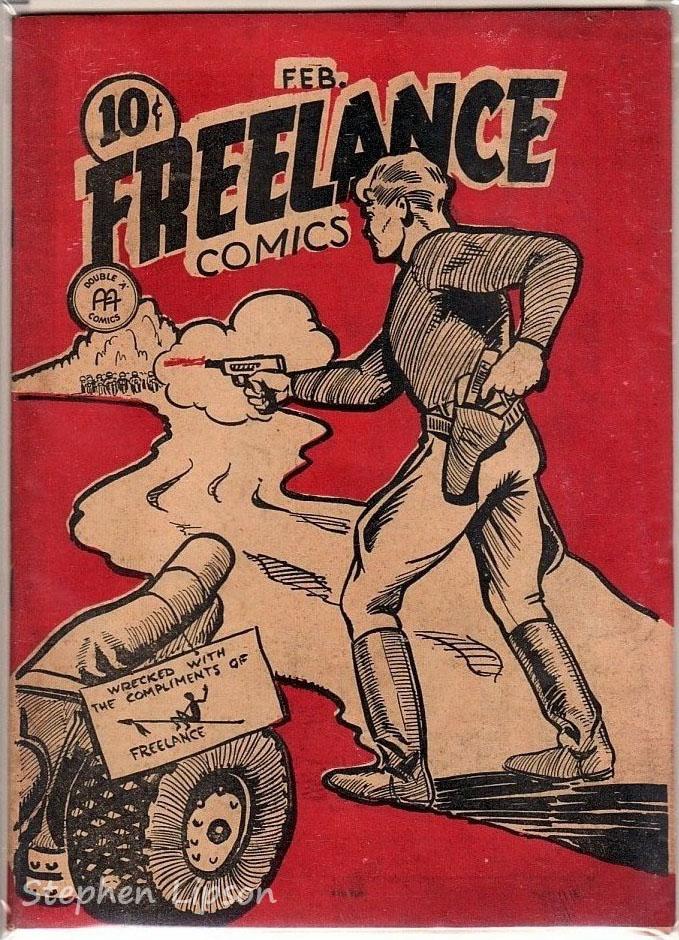 Freelance Comics v1 #5