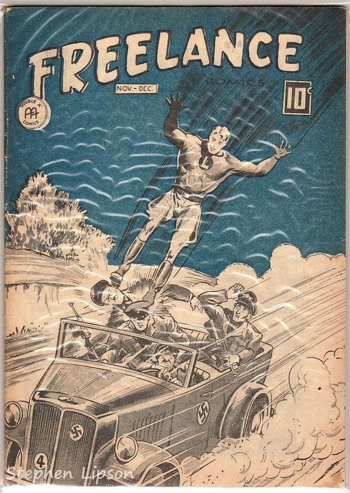 Freelance Comics v2 #11