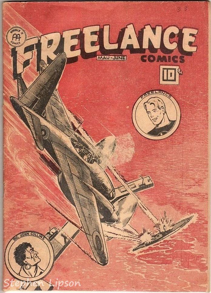 Freelance Comics v3 #2