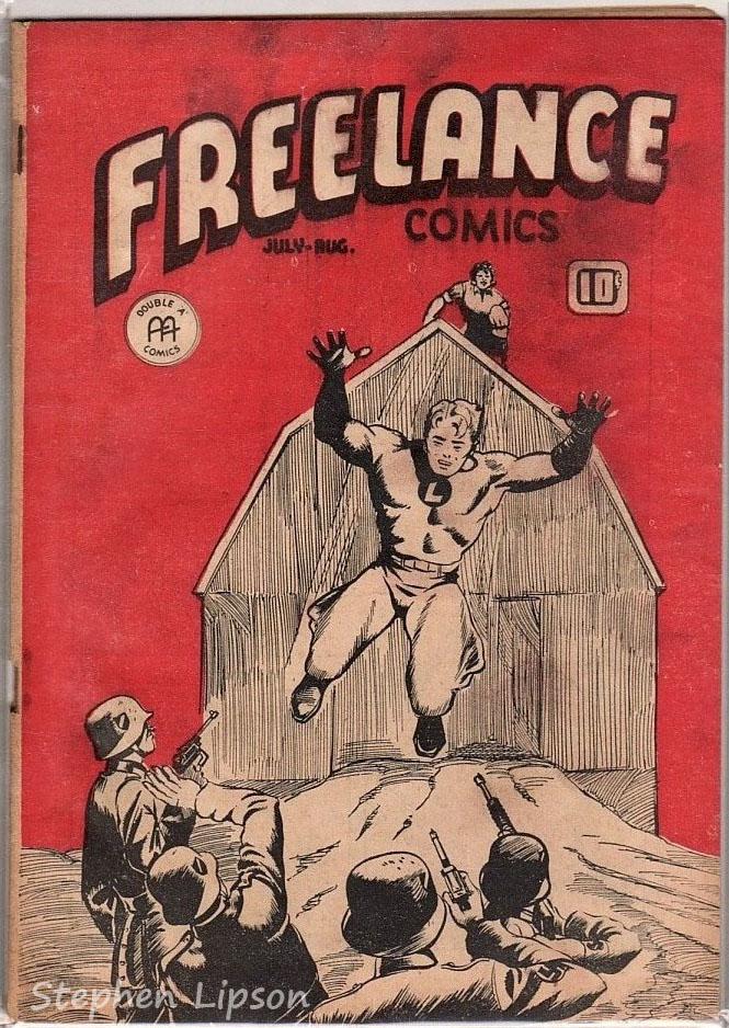 Freelance Comics v2 #3