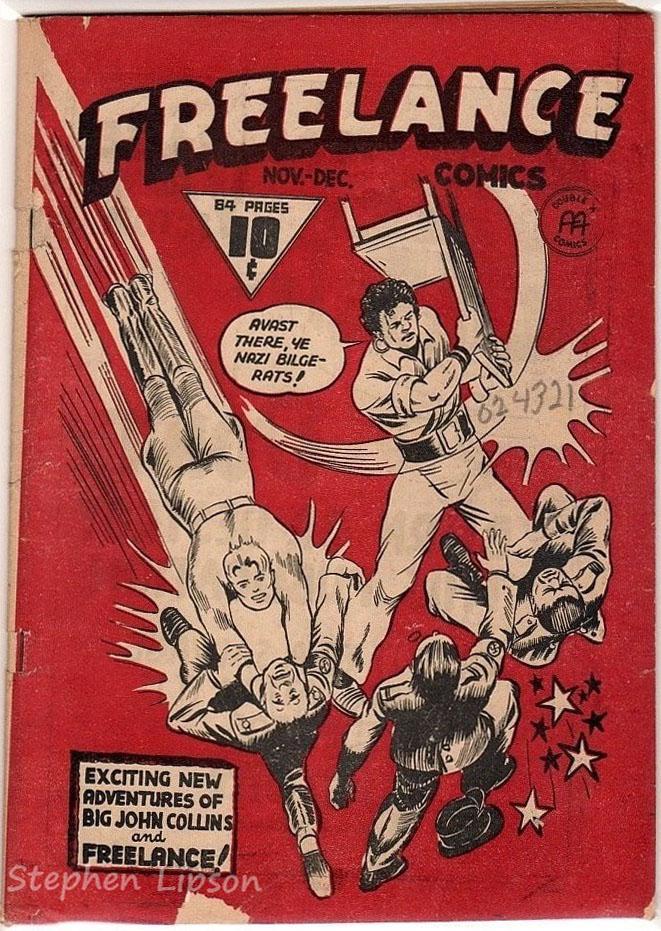 Freelance Comics v1 #11