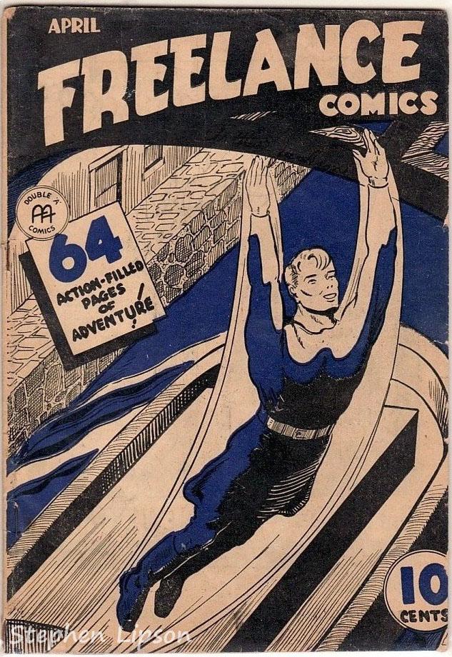 Freelance Comics v1 #7