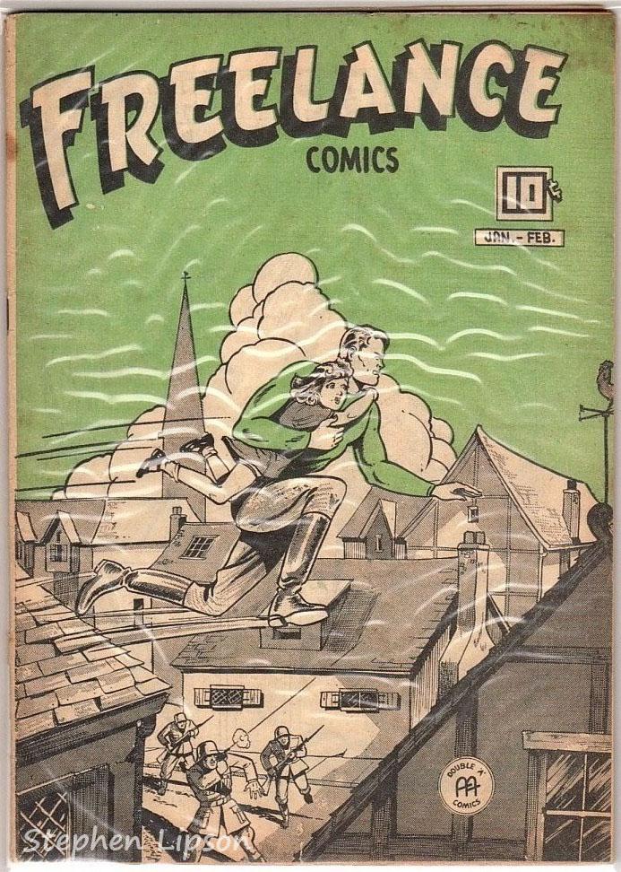 Freelance Comics v2 #12