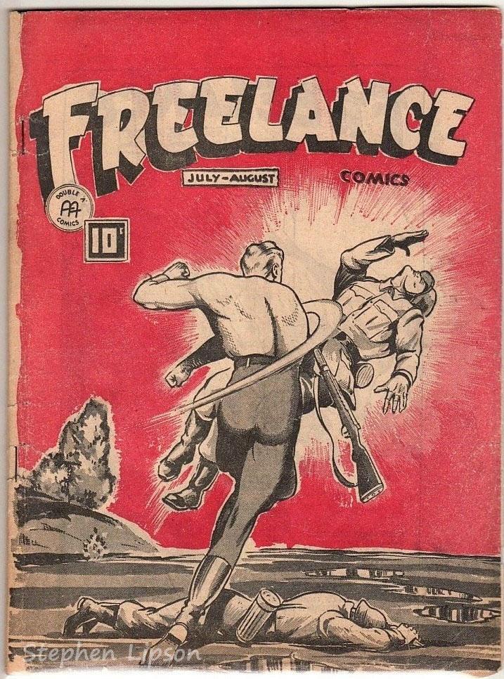 Freelance Comics v2 #9