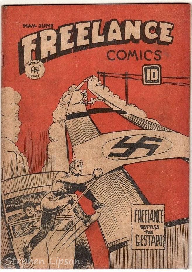 Freelance Comics v2 #2