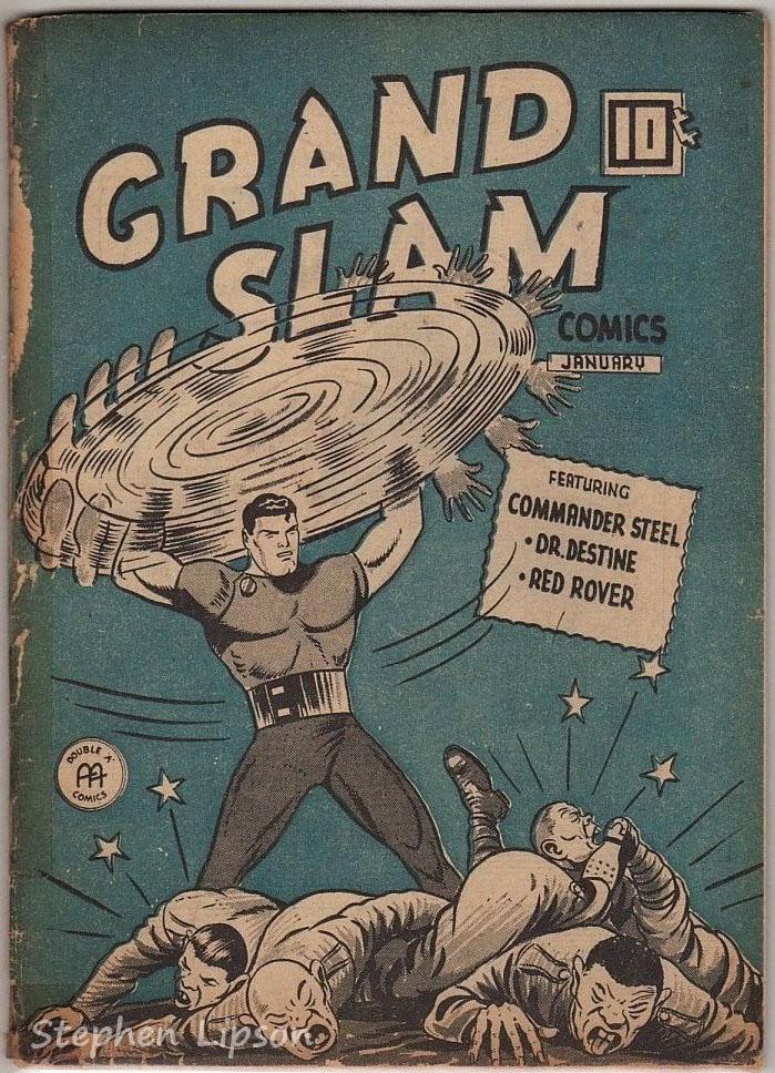 Grand Slam Comics v4 #2