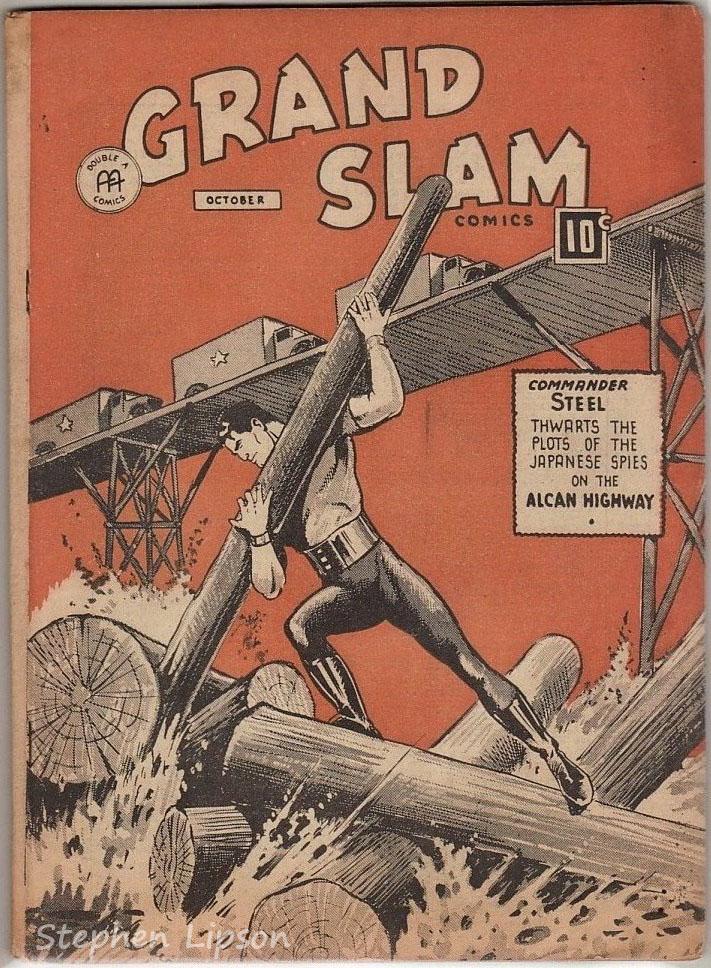 Grand Slam Comics v3 #11