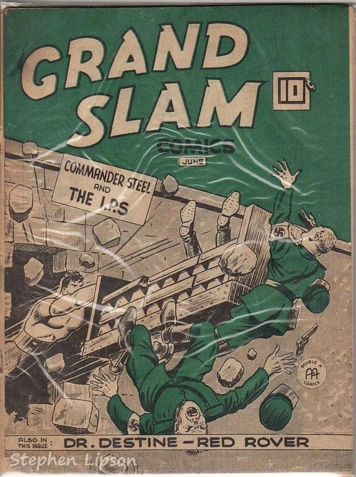 Grand Slam Comics v4 #7
