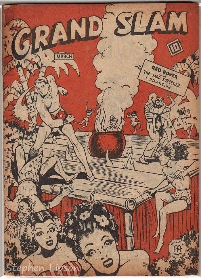 Grand Slam Comics v4 #4