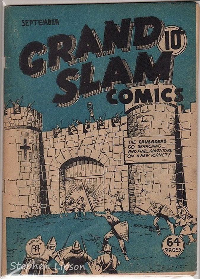 Grand Slam Comics v1 #10