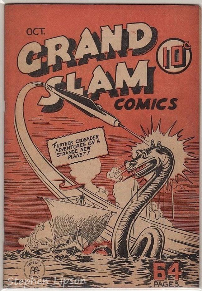 Grand Slam Comics v1 #11