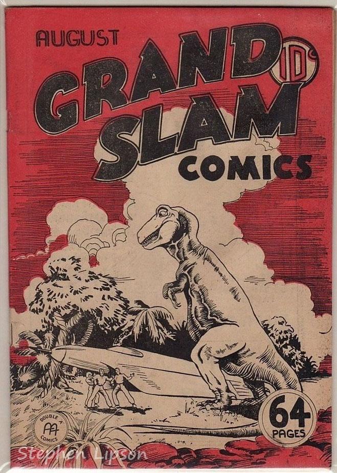 Grand Slam Comics v1 #9