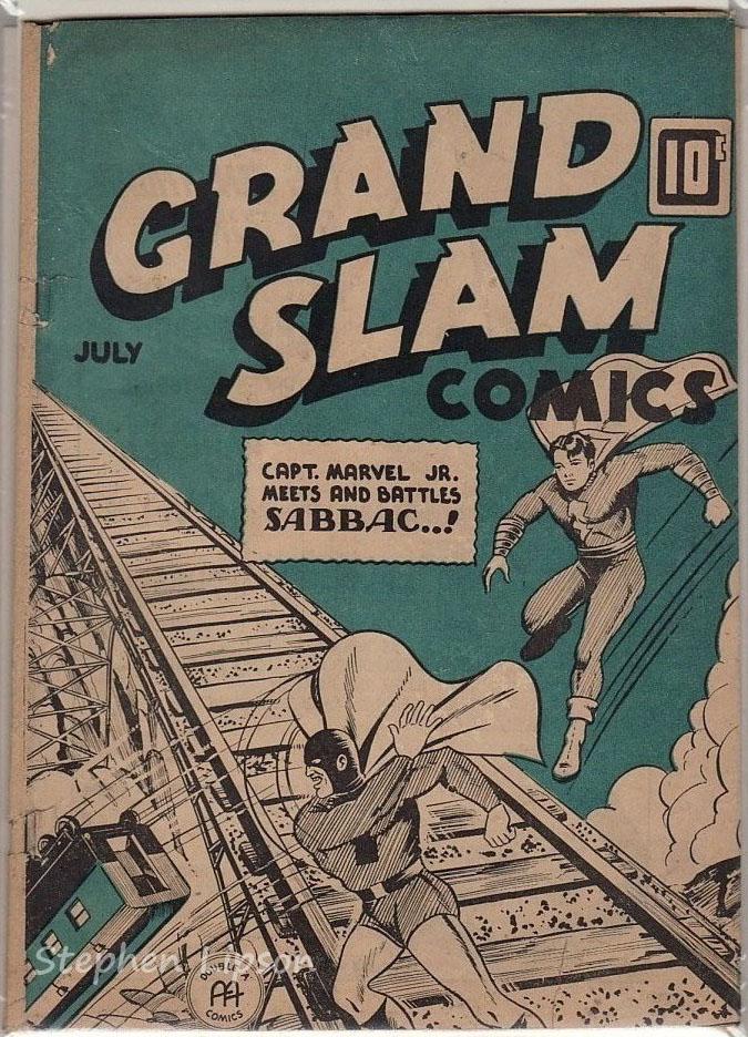 Grand Slam Comics v2 #8