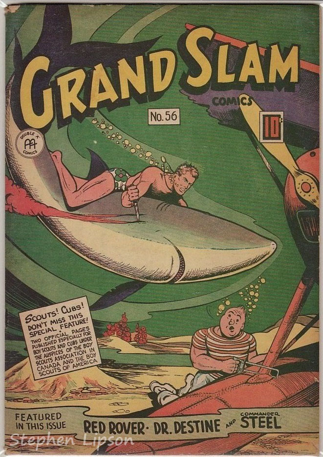 Grand Slam Comics issue #56