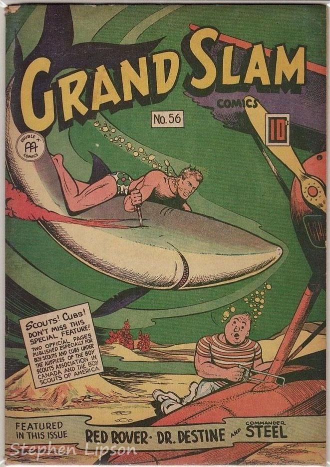 Grand Slam Comics issue #56
