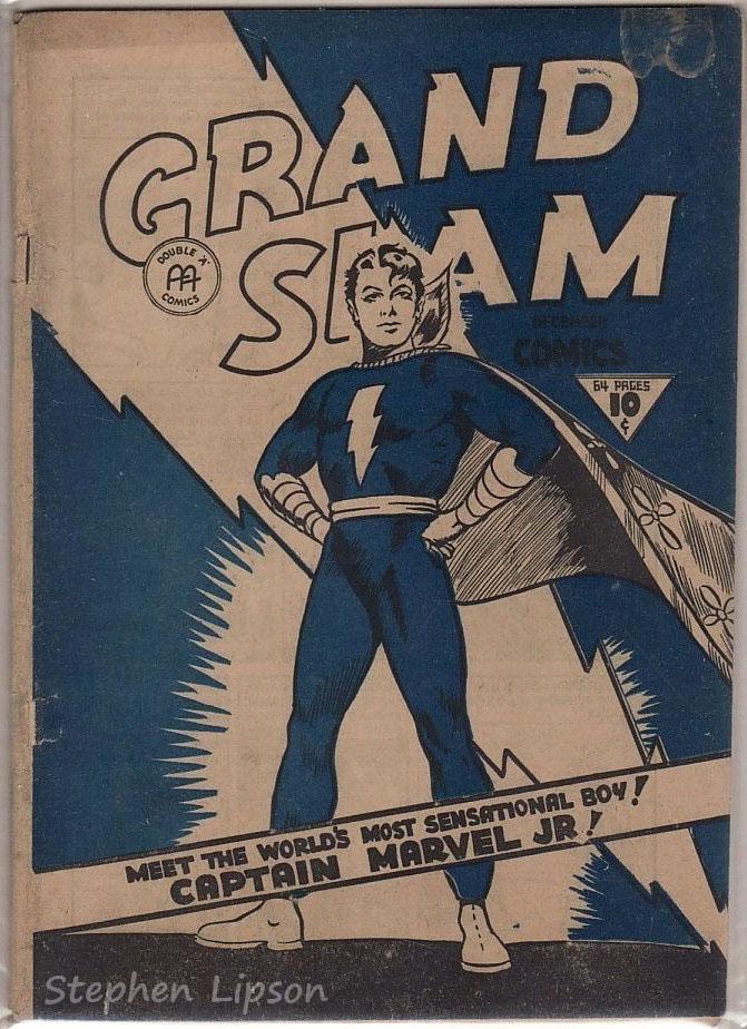 Grand Slam Comics v2 #1