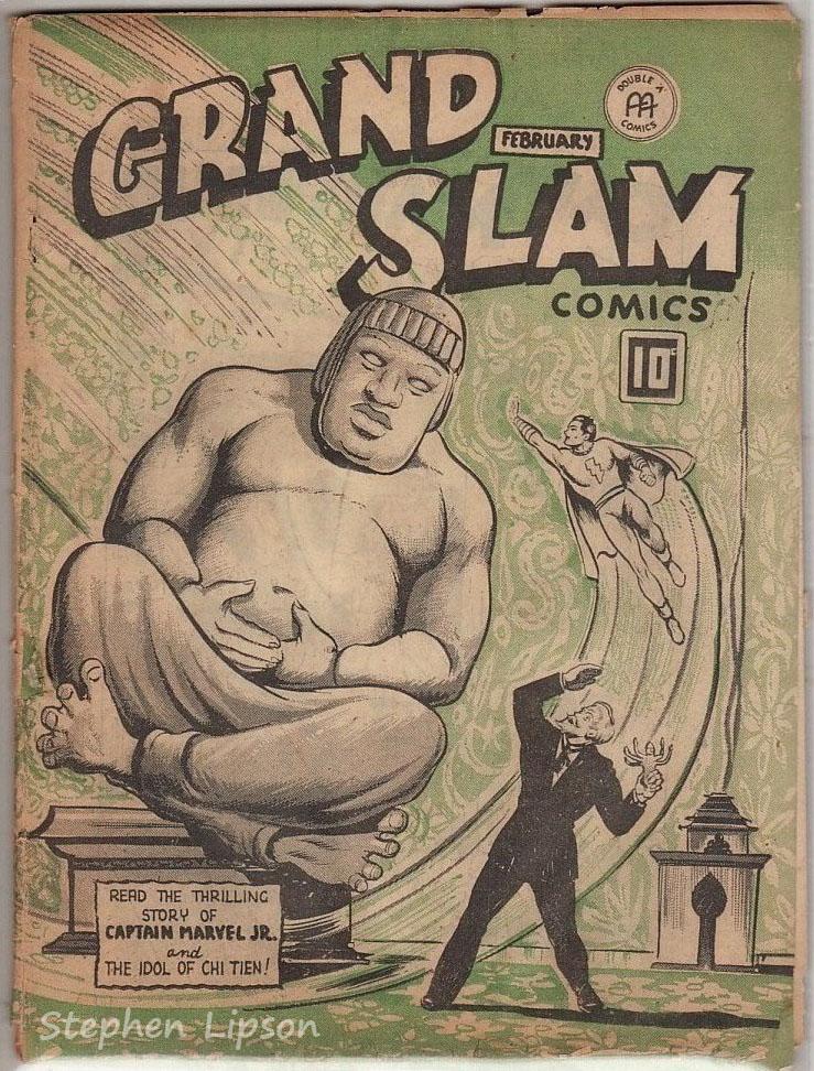 Grand Slam Comics v3 #3