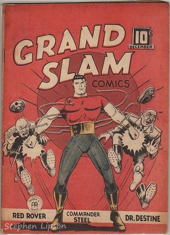 Grand Slam Comics v4 #1
