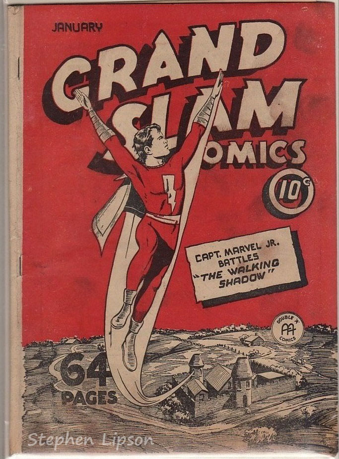 Grand Slam Comics v2 #2
