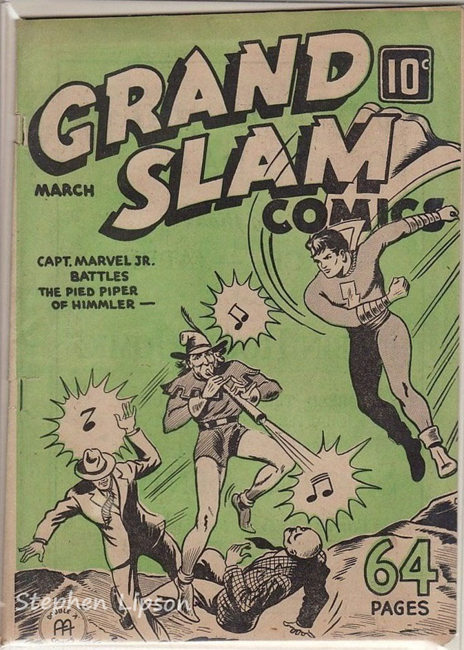 Grand Slam Comics v2 #4