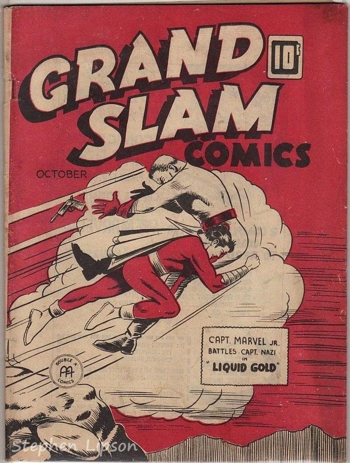 Grand Slam Comics v2 #11