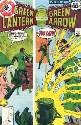 Green Lantern #116. Click for current values.