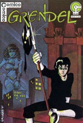 Grendel #1 (1983): First in dedicated series. Click for values