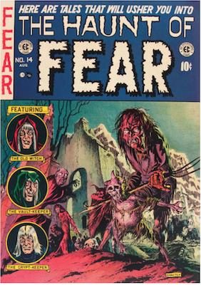 Haunt of Fear #14. Click for current values.