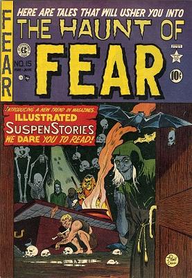 Haunt of Fear Comic Price Guide