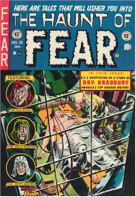 Haunt of Fear #2. Click for current values.