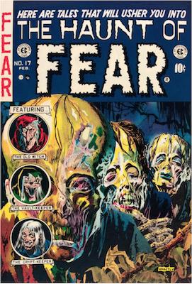 Haunt of Fear #3. Click for current values.