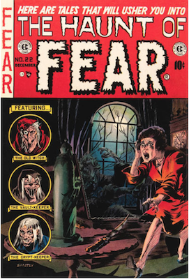 Haunt of Fear #22. Click for current values.