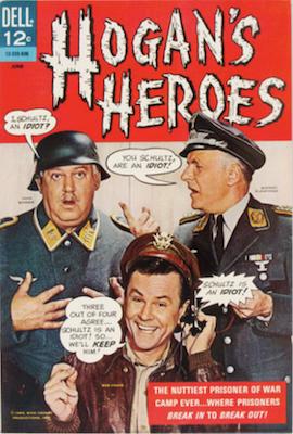 Hogan's Heroes #1 (1966), Dell Comics. Click for values